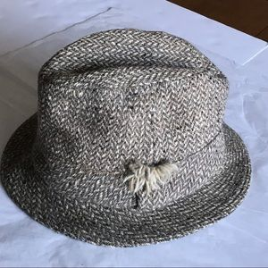 e72aab0c David Hanna & Sons Accessories - David Hanna & Sons Ireland Donegal Wool  Hat Tweed